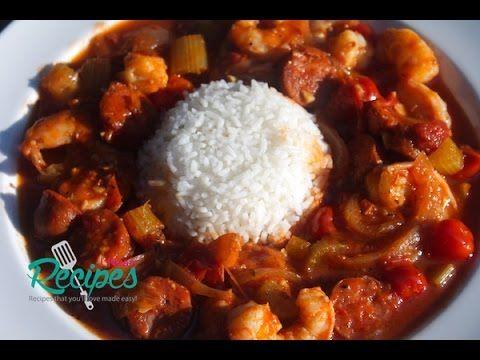 How to make shrimp sausage creole southern soul food recipes forumfinder Image collections