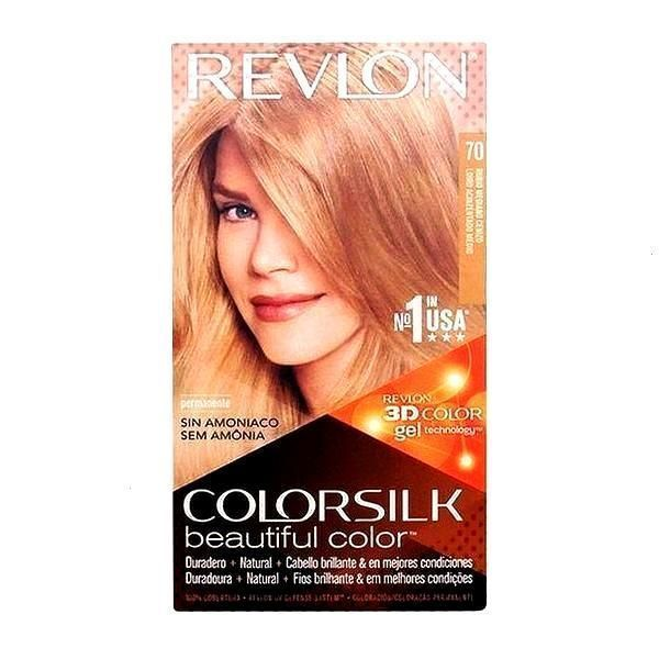 No Ammonia Colorsilk Revlon Light ash blonde  Dye No Ammonia Colorsilk Revlon Light ash blondeDye No Ammonia Colorsilk Revlon Light ash blonde  Dye No Ammonia Colorsilk R...