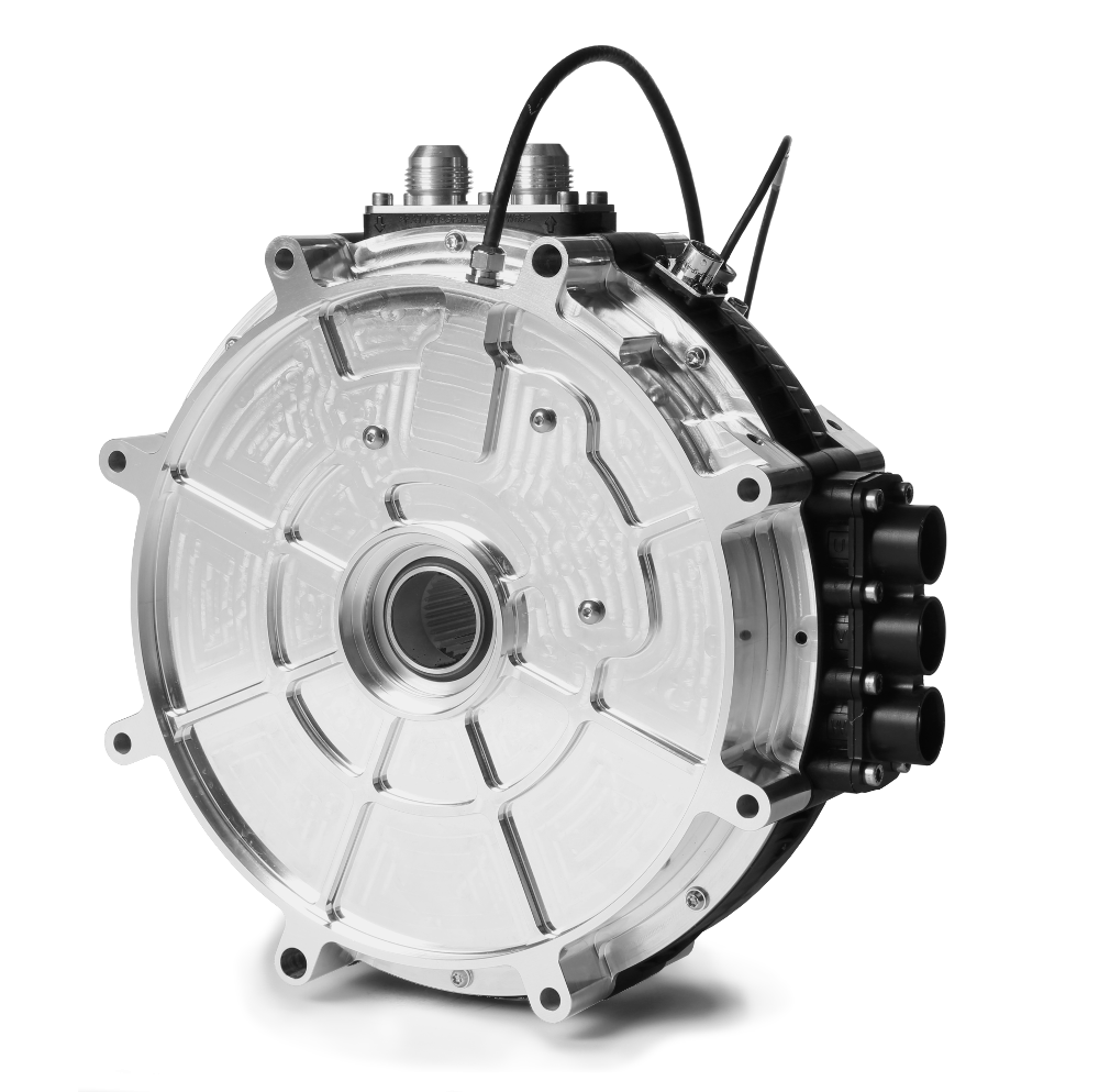 YASA P400 Compact Axial Flux Motor hybrid and electric