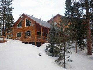 Secluded mountain retreat - 2 miles from ski resort
