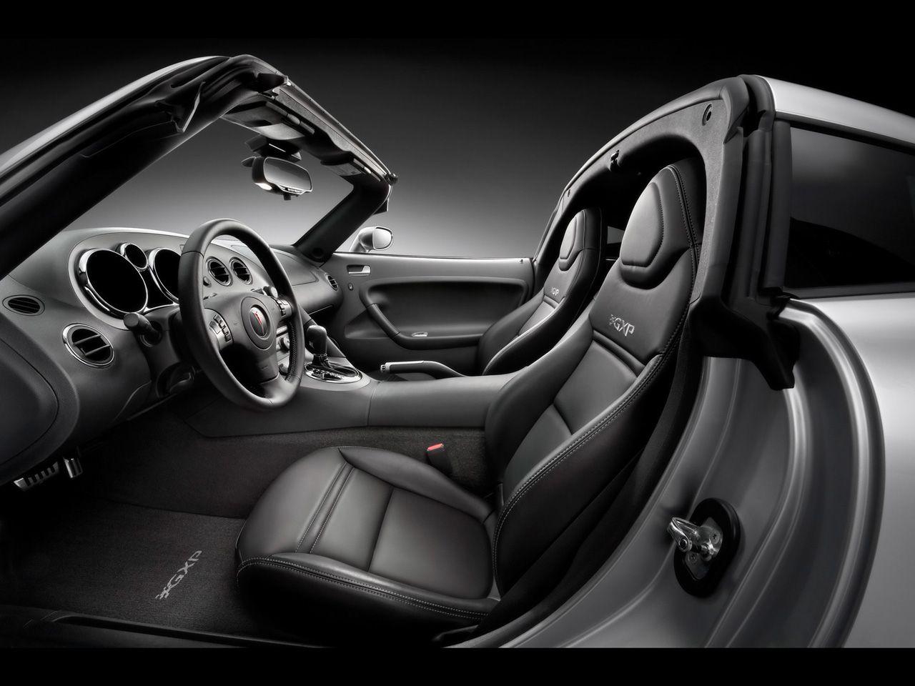 2009 pontiac solstice coupe interior image general motors