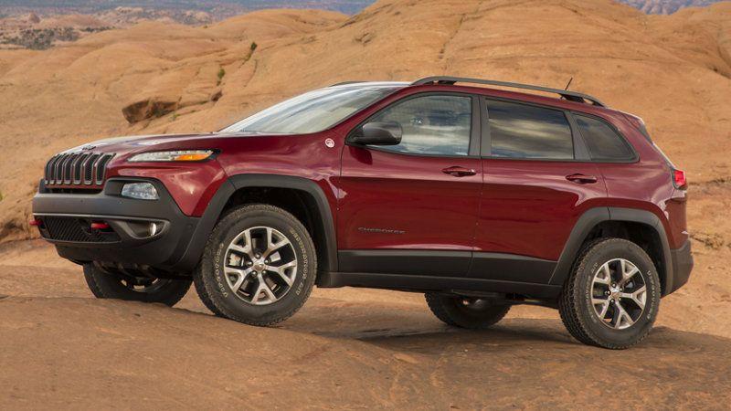 Jeep Recalls 228k Cherokees Over Airbag Deployment Fears Jeep Cherokee New Jeep Cherokee Jeep