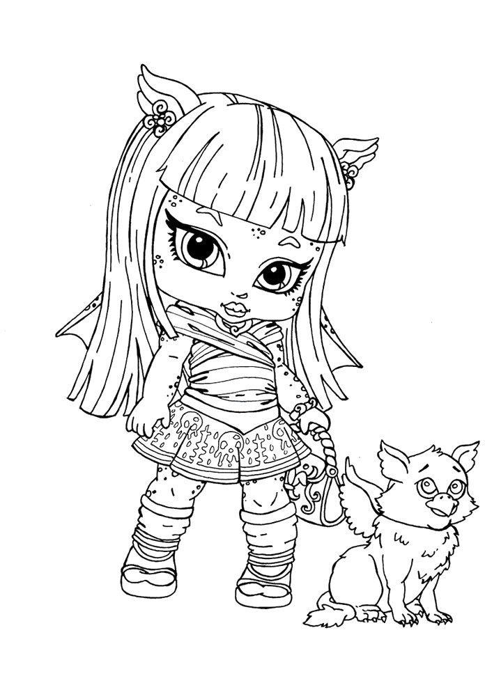 Pin von April Ordoyne auf Monster High | Pinterest