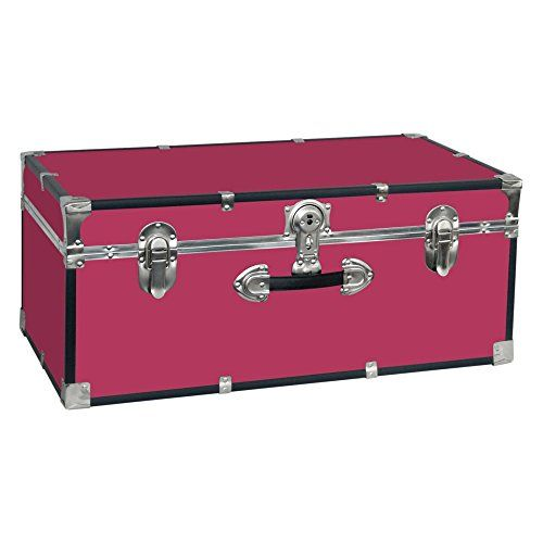Storage Trunks For College Gorgeous Seward Trunk College Dorm And Camp Storage Footlocker 30 Inch Inspiration Design