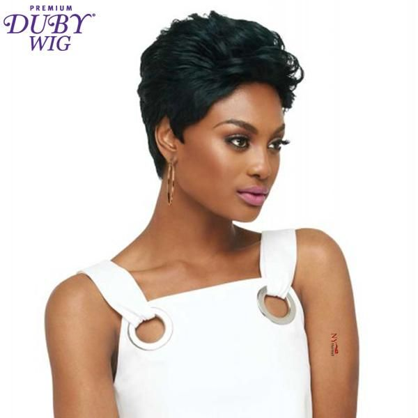 Outre 100 Human Hair Premium Duby Wig Spike Products