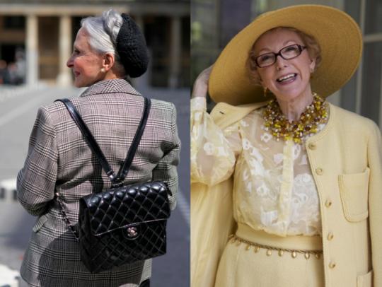 ファッションのお手本はおばあちゃん!?60歳以上のおしゃれな女性を紹介する「Advanced Style」
