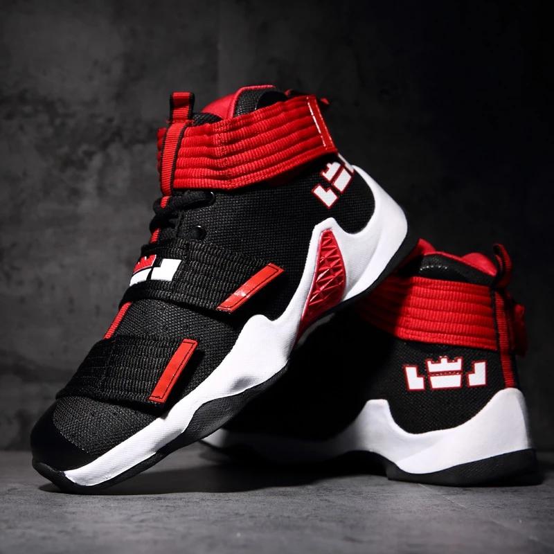 Men Basketball Shoes Couple Athletic