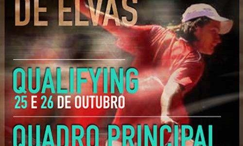 Ténis: Torneio Internacional de Elvas arranca sábado com provas Qualifying