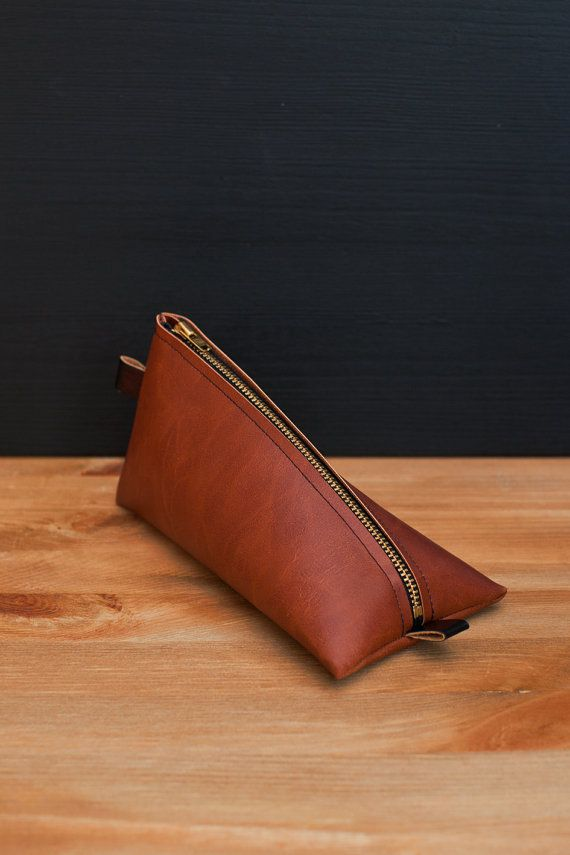 HEIMARBEIT - Design Pencil Case Faux Leather | Heimarbeit ...