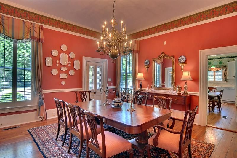 Pin by JoAnn Lopez on BEAUTIFUL HOMES  Dining room