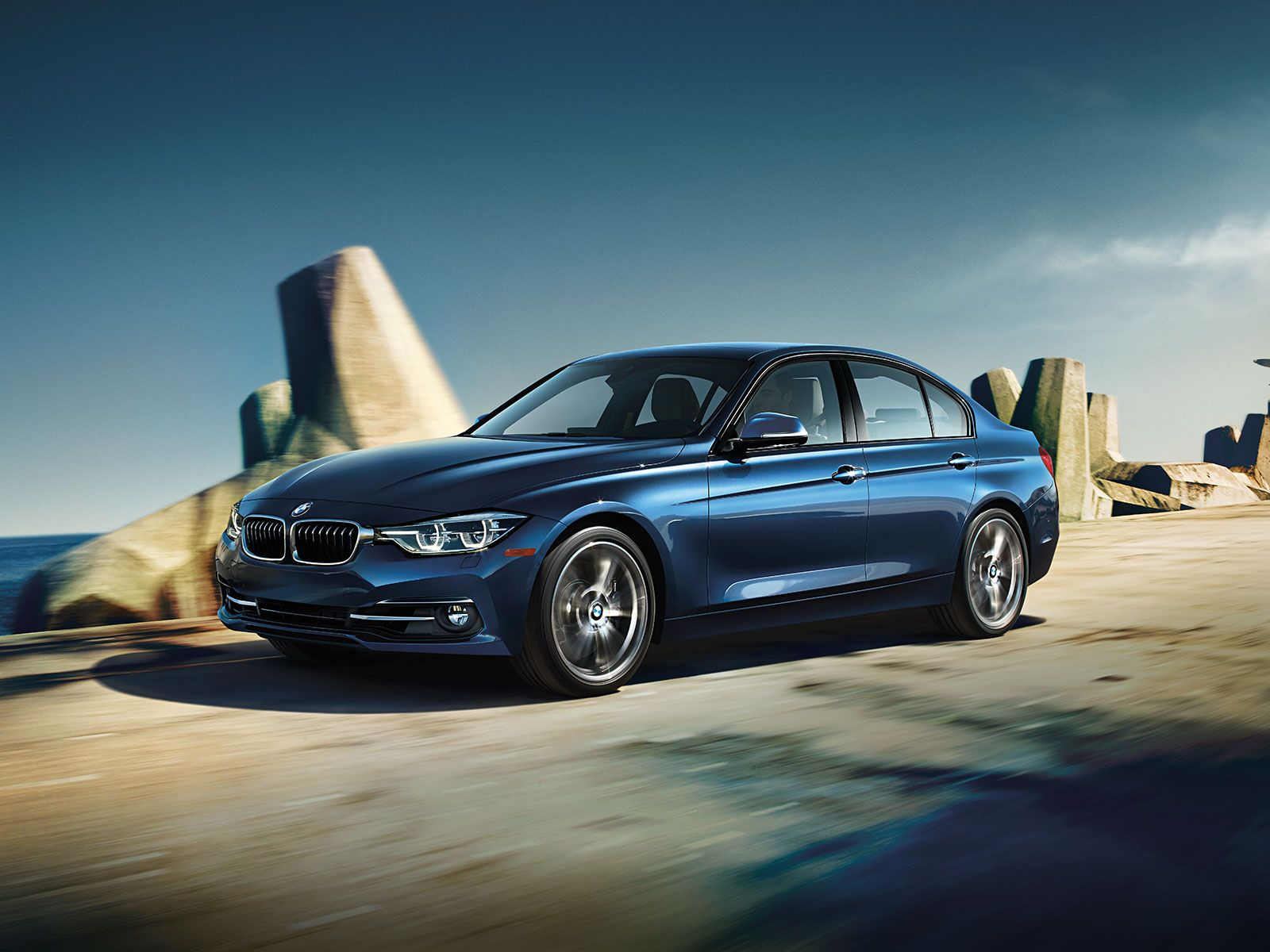 Take on the road with 320 horsepower and the ability to