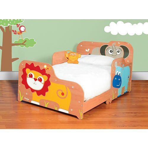 Pkolino Safari Adventure Toddler Bed