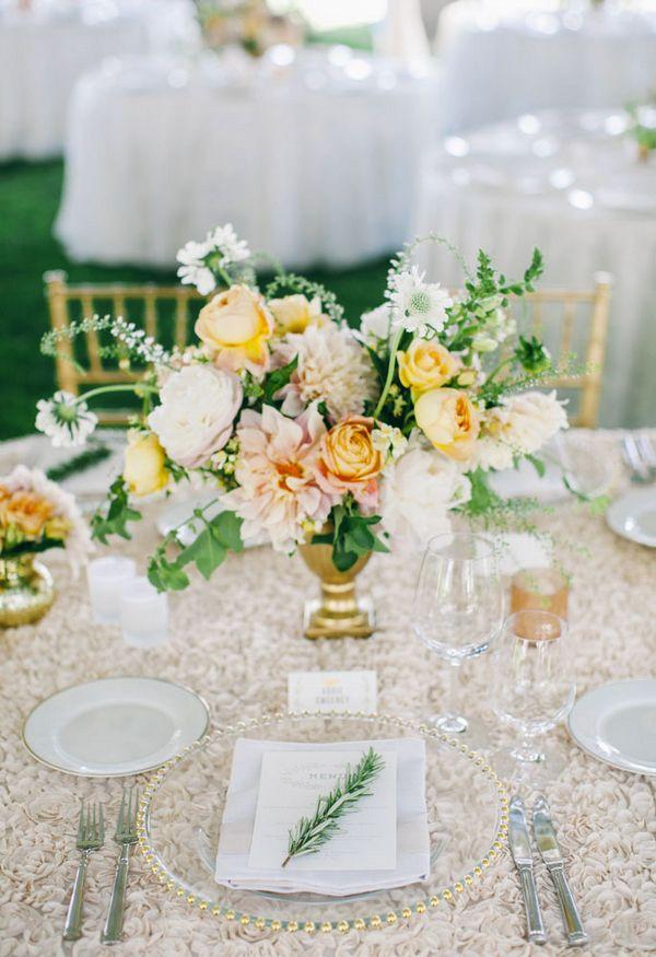 La Tavola Fine Linen Rental: Amelia Peachstone   Photography: Clane Gessel Photography, Rentals: Celebrations Party Rentals, Florals: A Bud and Beyond
