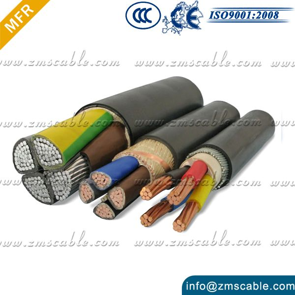China Factory Industrial Supply Armoured Xlpe Cable 4 Core Power Cable Cu Xlpe Swa Pvc Http Www Zmscable Com 8 7 15kv Power Cable Cable Electrical Cables