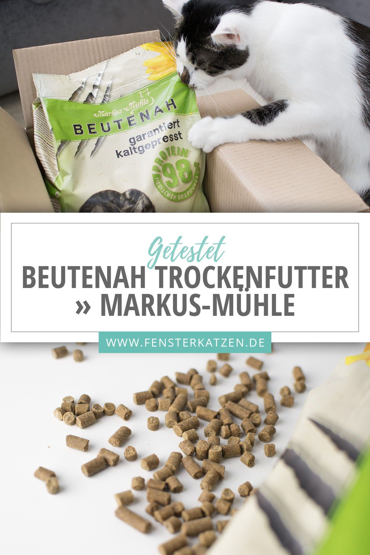 Beutenah Trockenfutter Markus Muhle Getestet In 2020 Katzennahrung Wenig Kohlenhydrate Katzen Futter