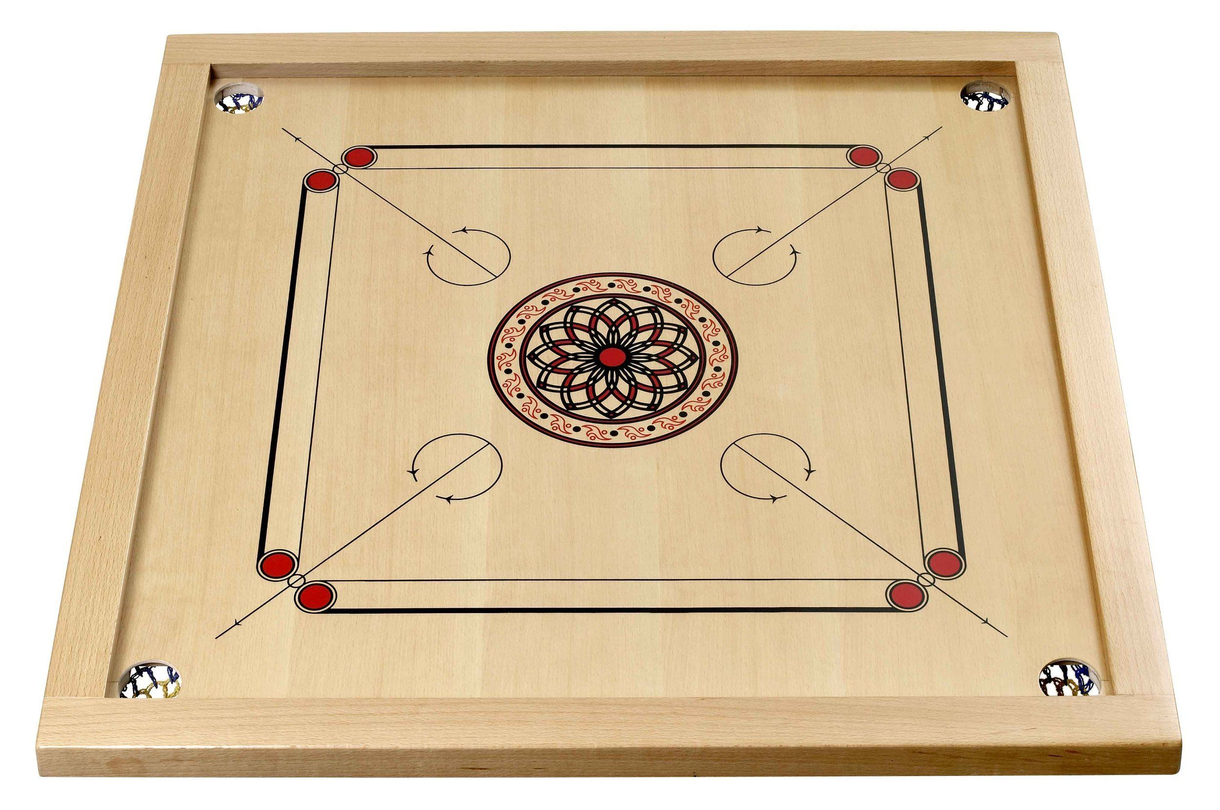 Since I Can T Have A Real Pool Table Philos 8208 Carrom Classic Geschicklichkeitsspiel