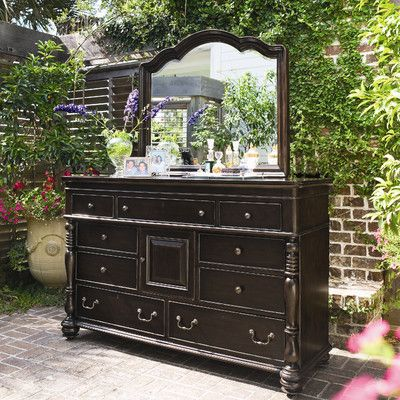 Paula Deen Steel Magnolias Dresser