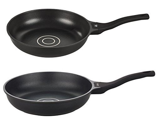 Elo Smart Cast Aluminum Kitchen Induction Cookware Frying Pan With Oil Measuring System And Teflon Select Non Stic Induction Cookware It Cast Aluminium Kitchen