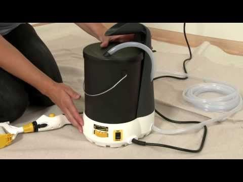 Electric Paint Roller Wagner Smart Power Roller System Paint Roller Electricity Wagner