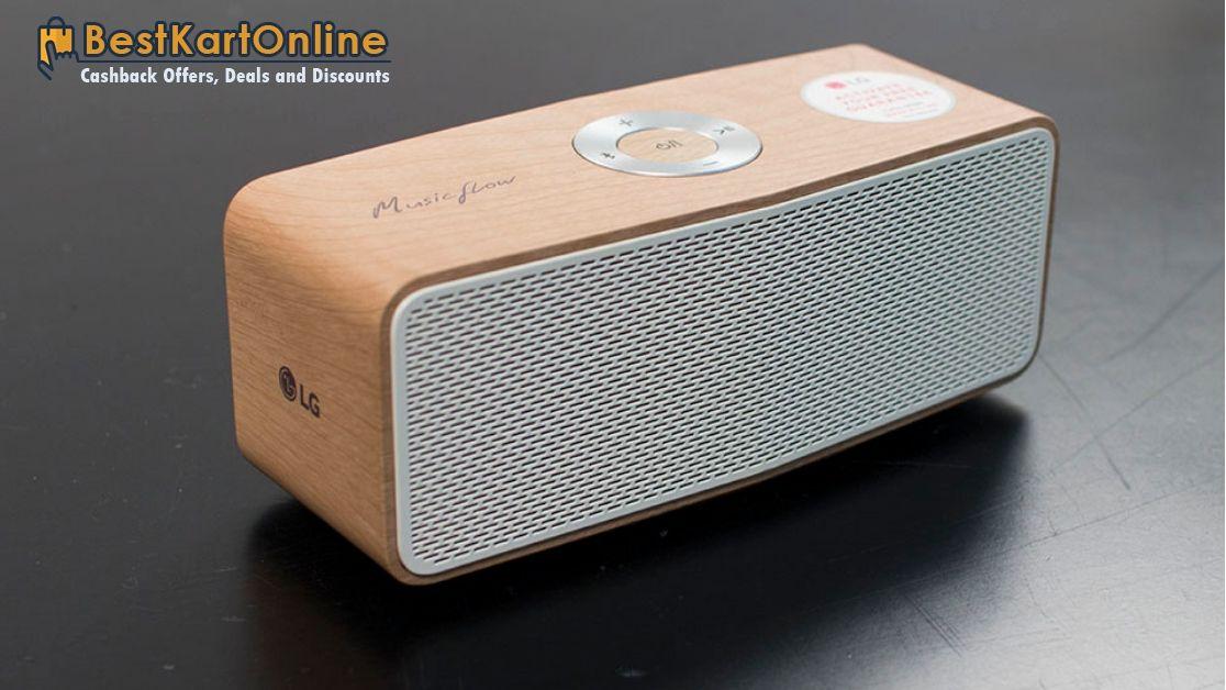 Buy LG Music Flow NP5550 Portable Bluetooth Speaker online