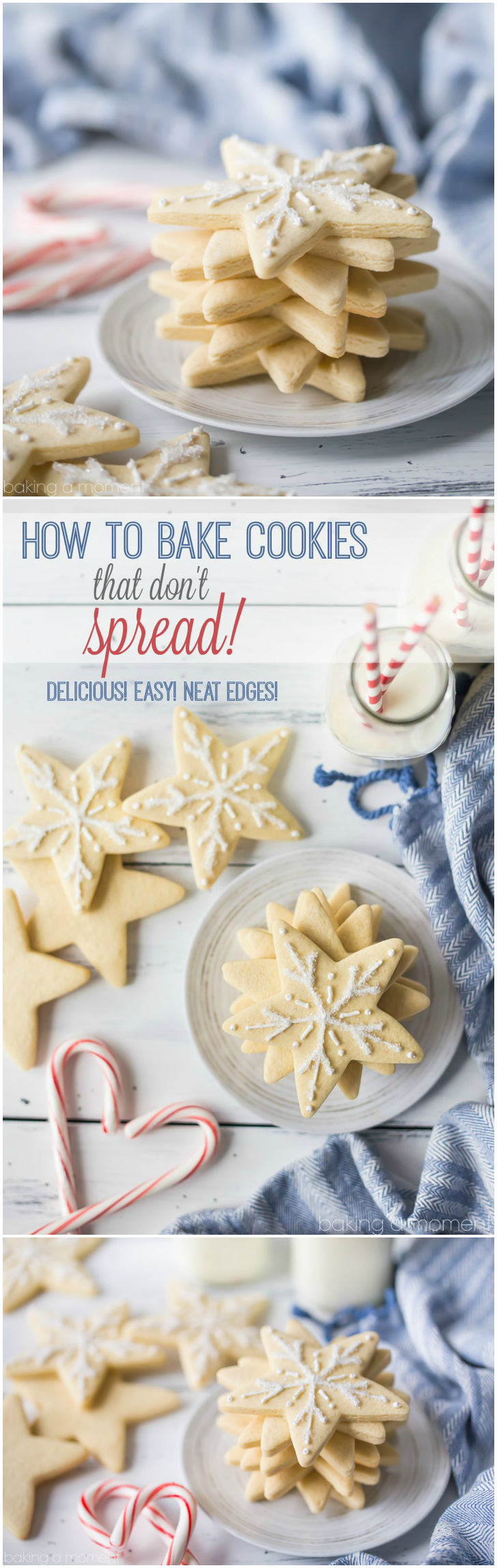 Vanilla Cutout Cookies That Don T Spread