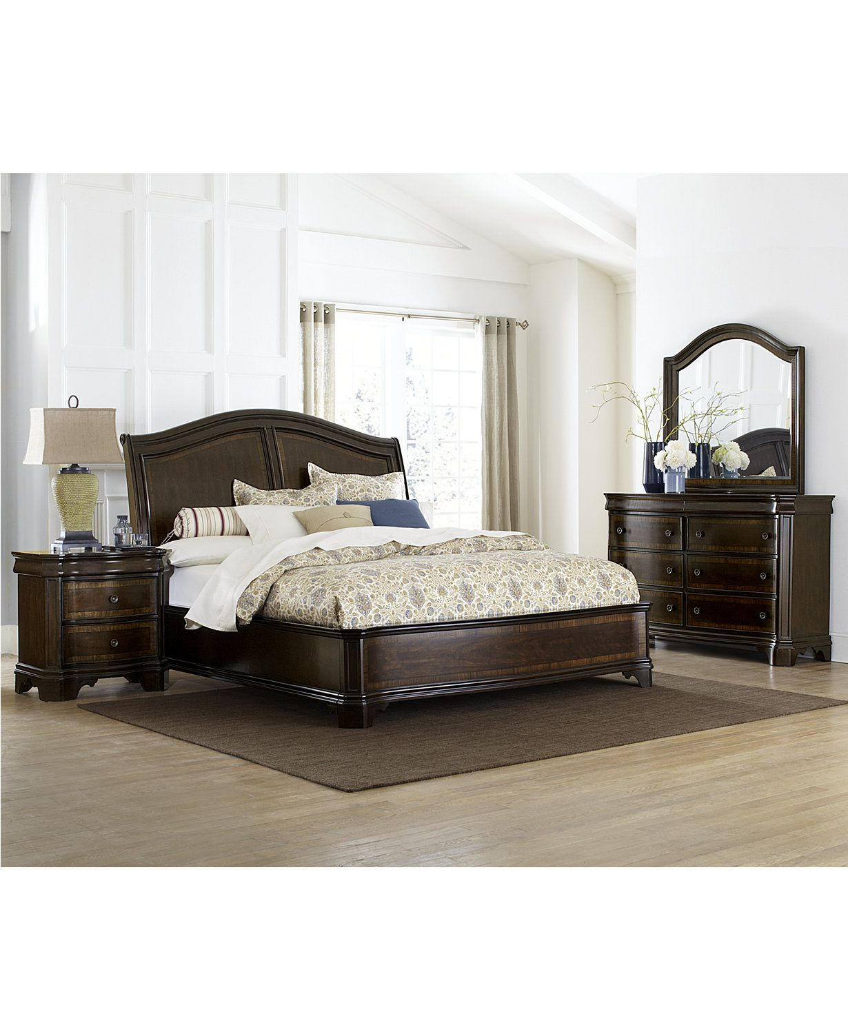 Delmont Bedroom Furniture Collection Only At Macy S Furniture Macy S Macys Bedroom Furniture Bedroom Collections Furniture Bedroom Furniture