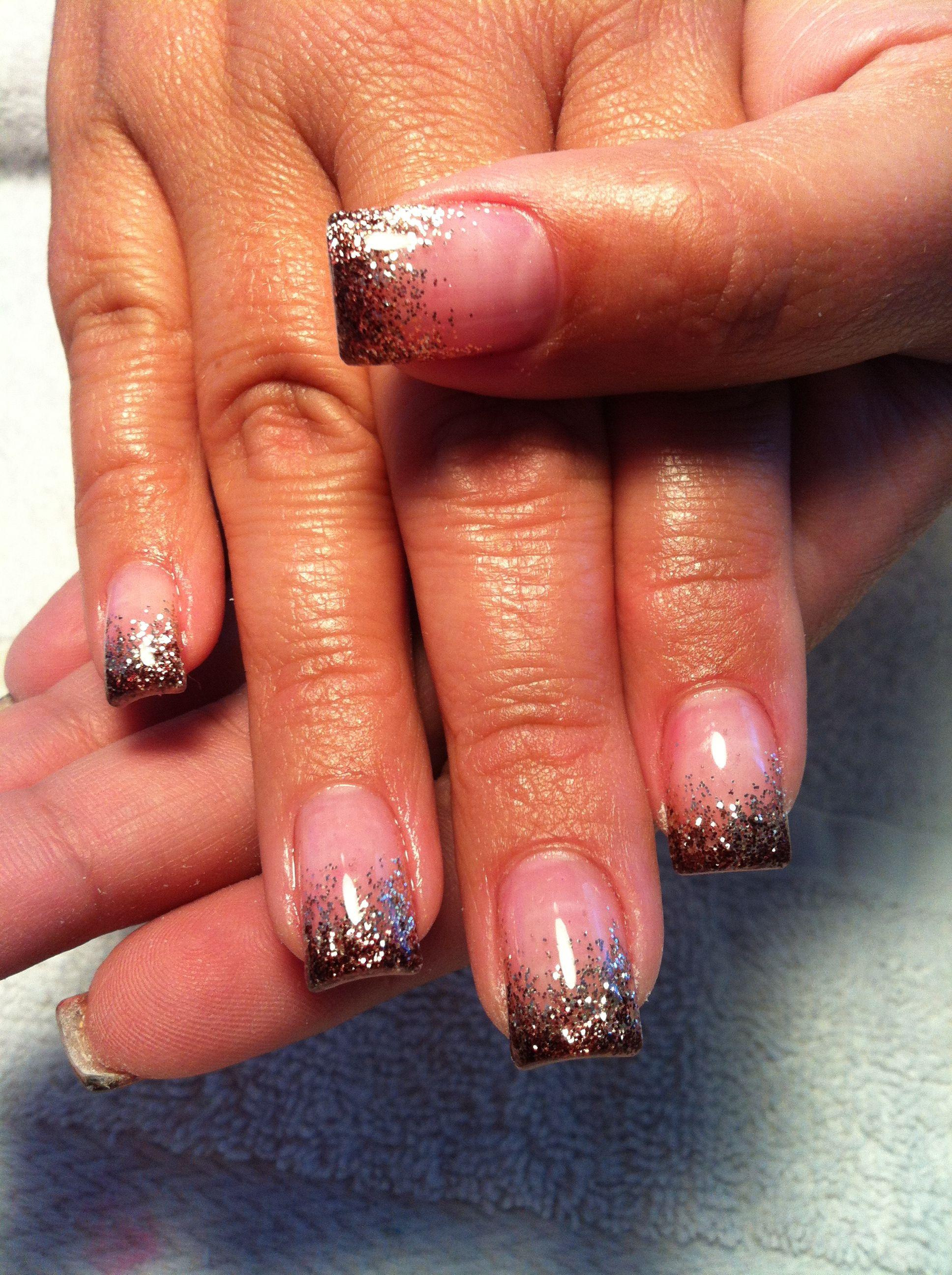 Fall designs | Nails | Pinterest | Diva nails, Mani pedi and Nail nail