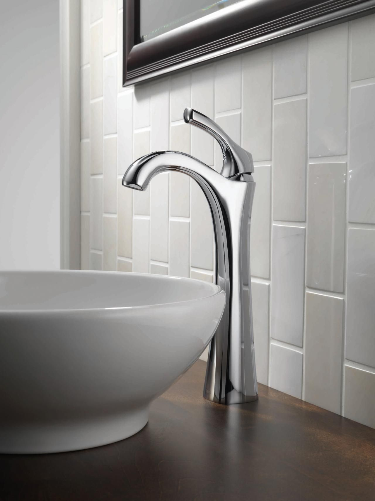 Bathroom Backsplash Styles and Trends | Bathroom Design - Choose Floor Plan & Bath Remodeling Materials | HGTV