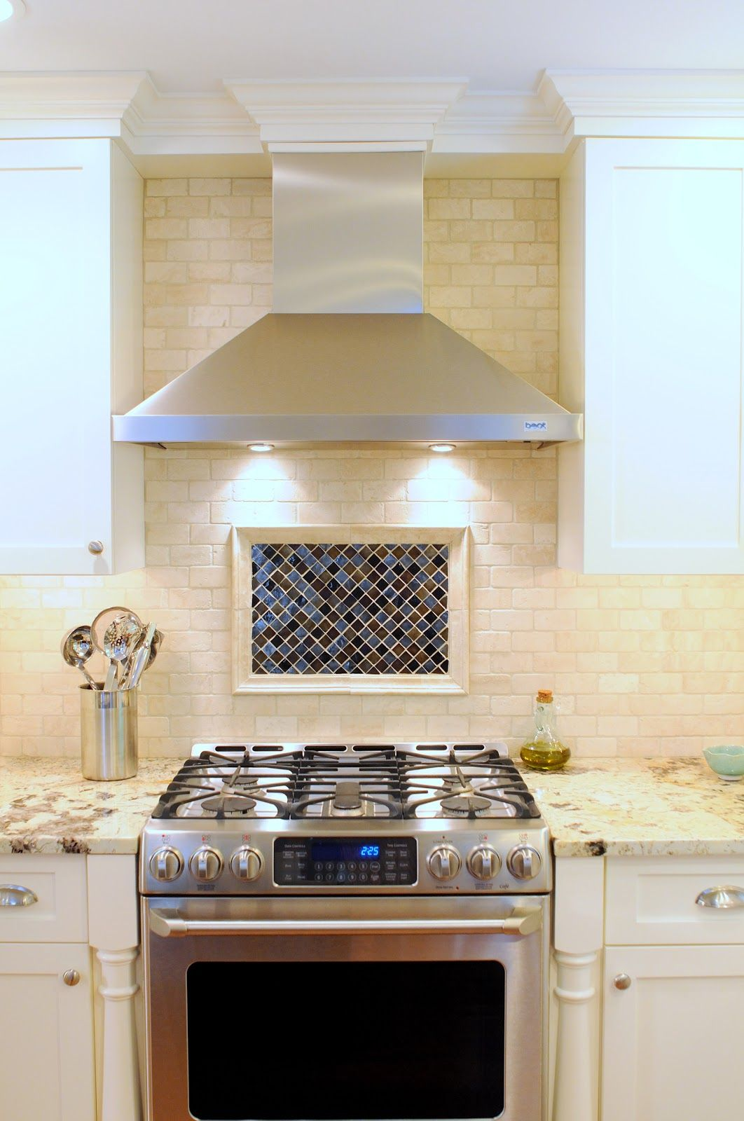 Kitchen With Poorly Placed Bulkhead Kitchen Hood Design