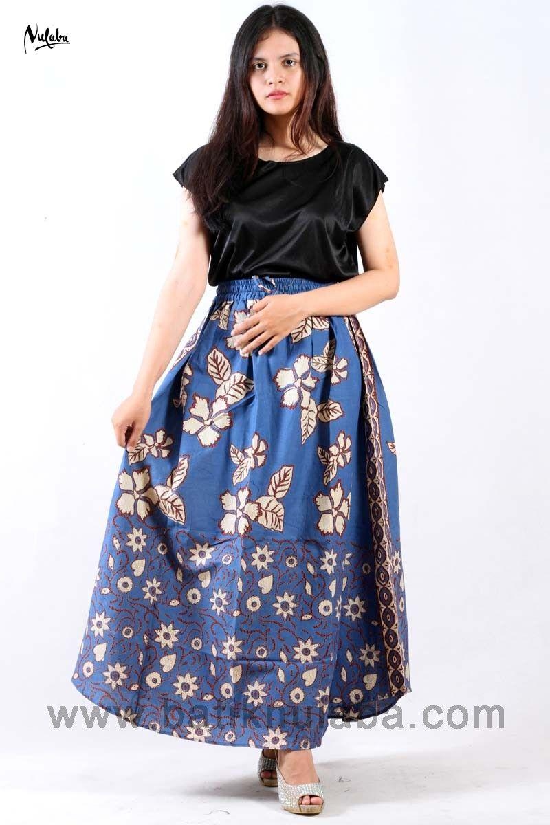 Tahukah Anda Model Kombinasi Pakaian Batik Wanita Terbaru Klik