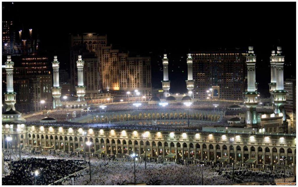 Makkah Wallpaper For Mobile Masjid Al Haram Mecca Wallpaper Mecca