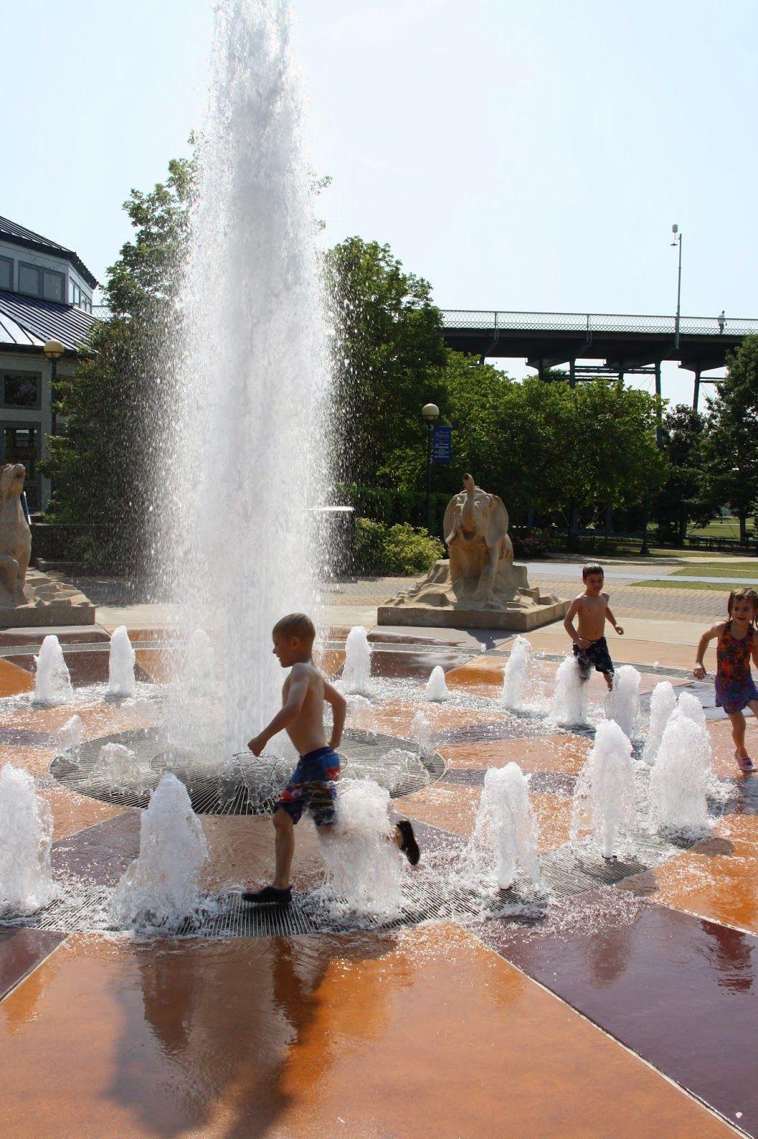 Coolidge Park | Coolidge park, Chattanooga, Park