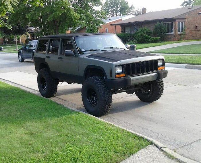 The Black Xj Club Jeep Cherokee Forum Jeep Cherokee Jeep