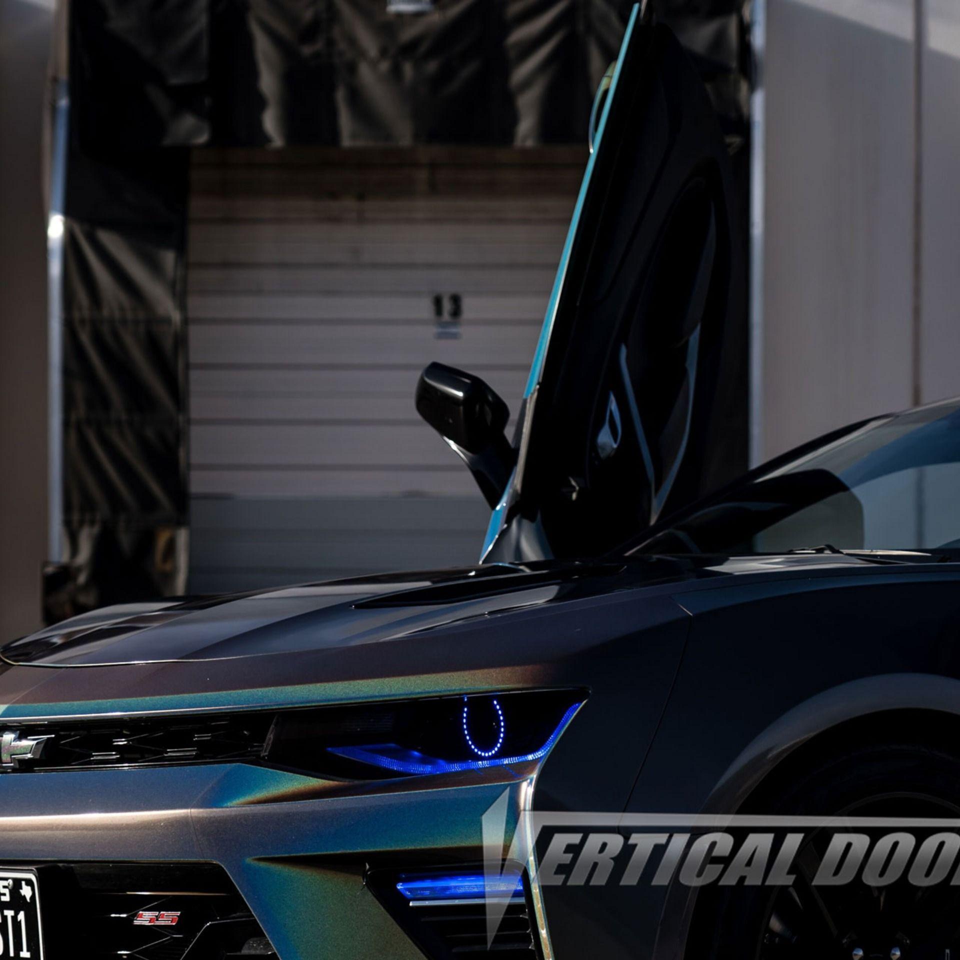 Chevrolet Camaro 2016 2018 Vertical Doors Mclaren P1 Bmw Wallpapers Chevrolet Camaro