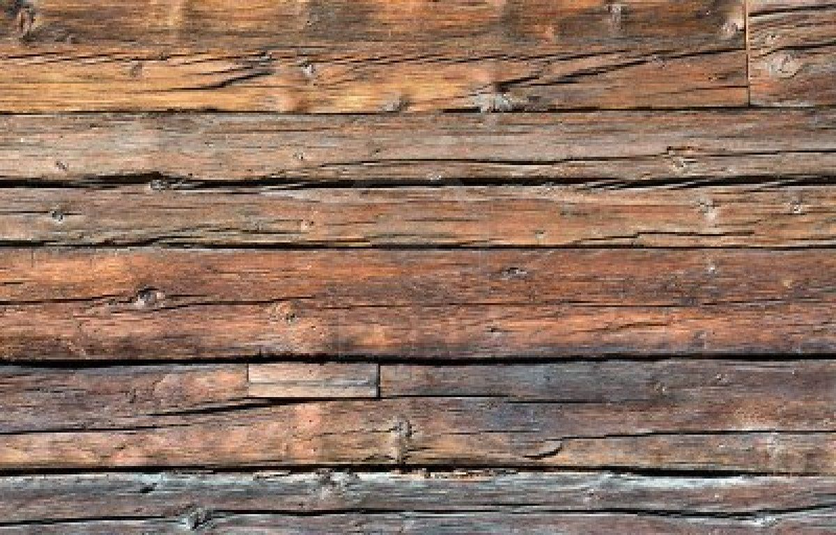 Wooden Wall Boards : Rustic wooden board possible accent wall for nursery
