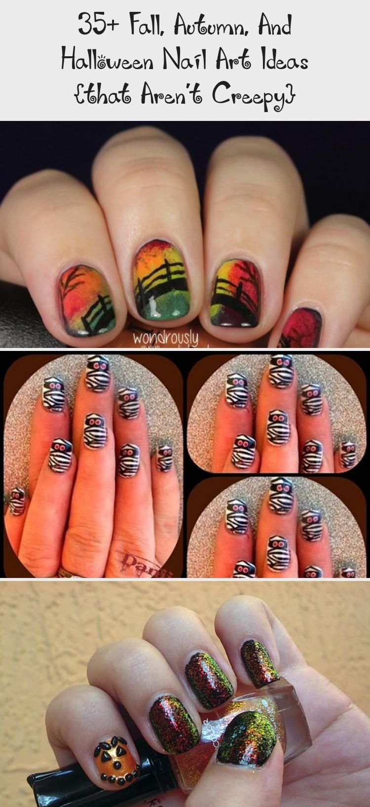 Hair Styles - in 2020 | Rose nail art, Halloween nails ...