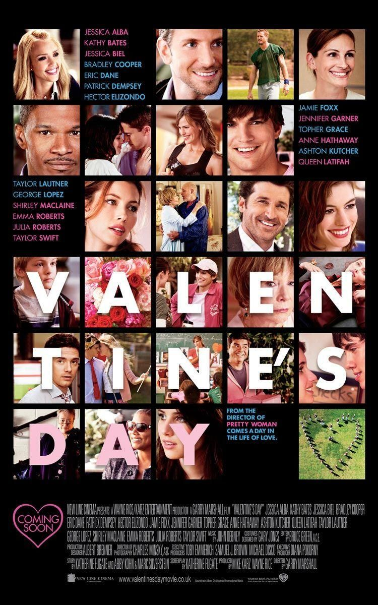 Historias De San Valentin San Valentin Pelicula Valentin Pelicula Peliculas De Anne Hathaway