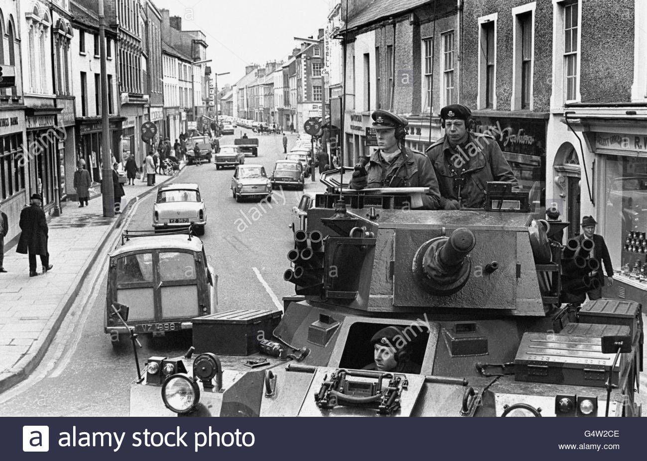 1ba2ff5e30 Military - Northern Ireland Troubles - Strabane