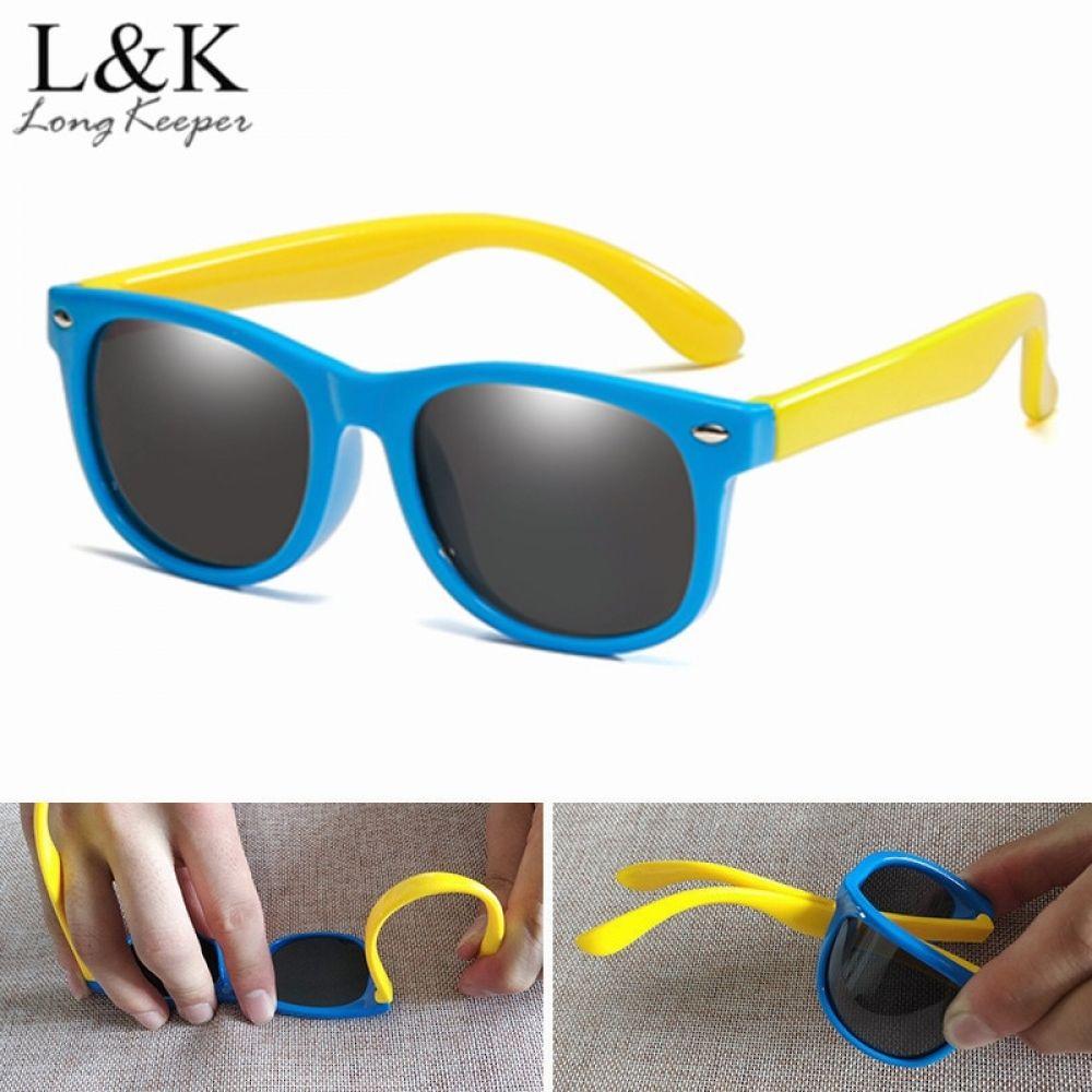Longkeeper children polarized sunglasses tr90 baby classic