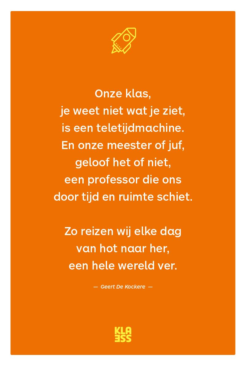 Ongekend Hang je school vol poëzie | Onderwijs poëzie, Gedichten, School VJ-51