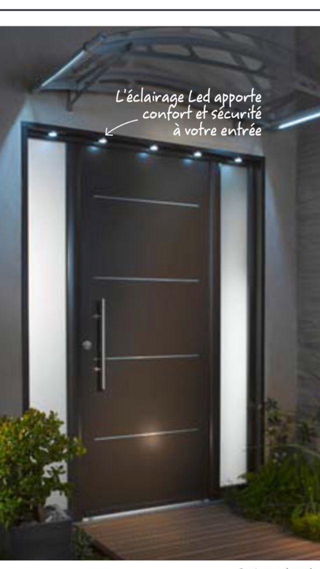 6 idées déco extérieure pour votre porte du0027entrée Doors, Outdoor - Oeil Pour Porte D Entree