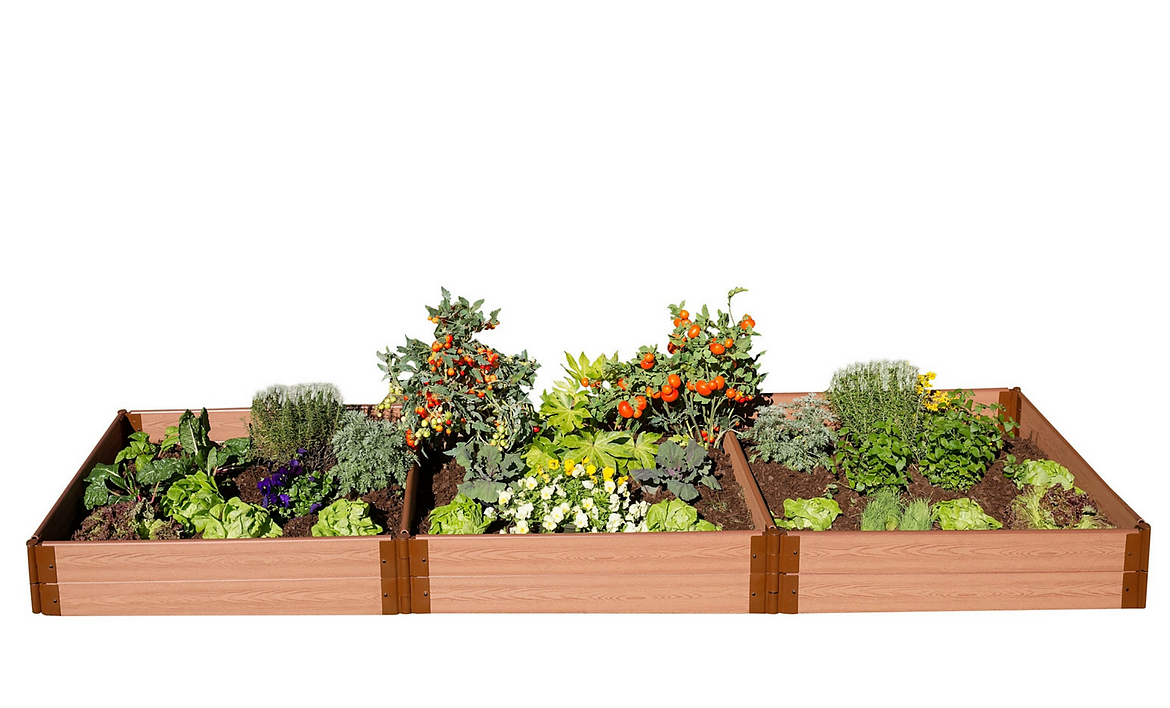 Frame It All Raised Garden Bed | Classic Sienna | 4\' x 12\' x 11"|1170|708|?|en|2|5978f3380da6dc38a0516f5193787cf7|False|UNLIKELY|0.3209666311740875