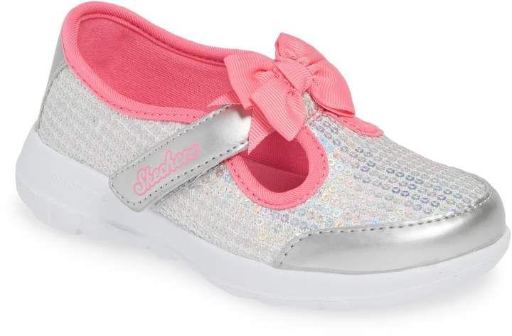 Skechers Gowalk Joy Sequin Sneaker Baby Walker Skechers