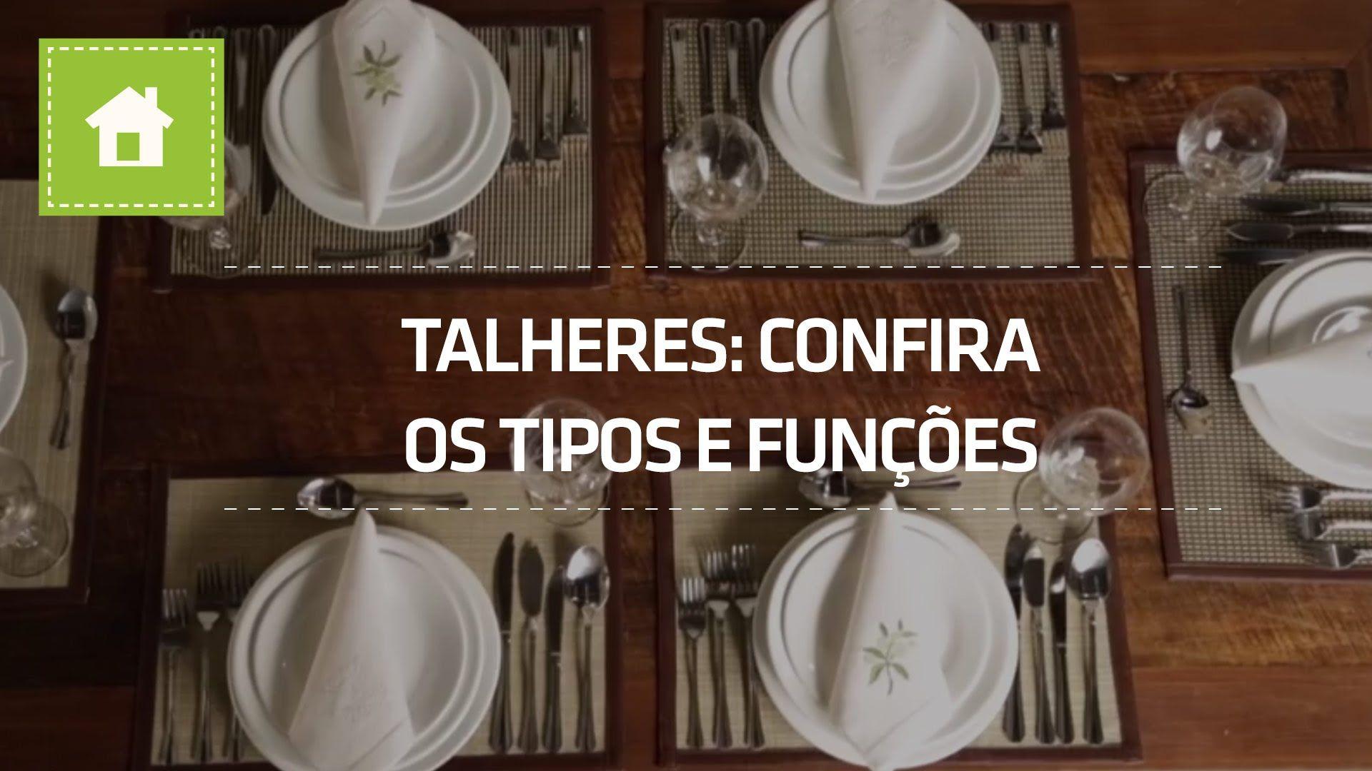 Talheres: Confira os Tipos e Funções | Shoptime