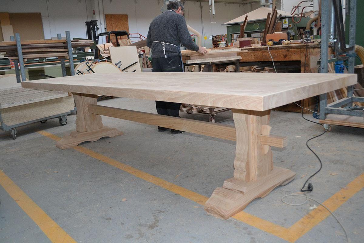 Tavoli in legno Roma