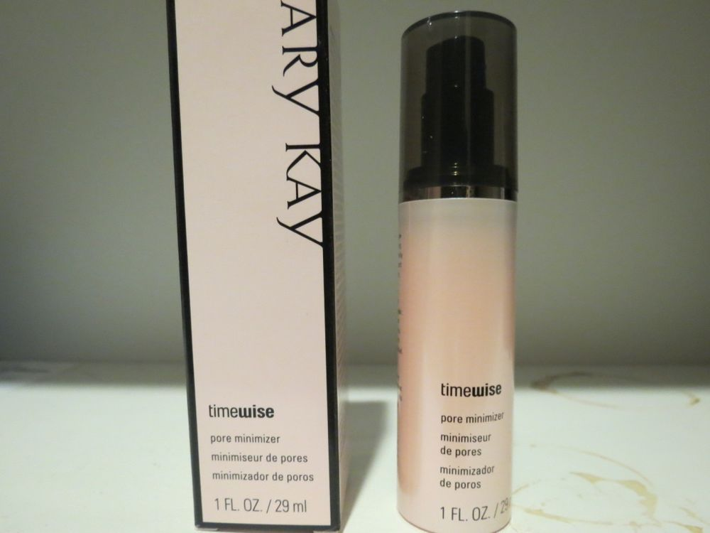 Time Wise Pore Minimizer Marykay Mary Kay Microdermabrasion