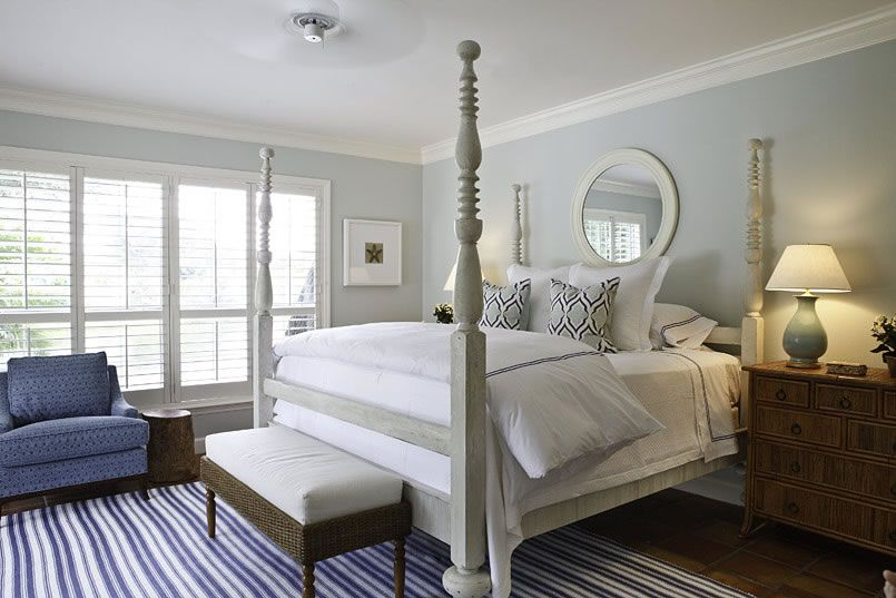 Pin by Steph Saball on Rooms | Bedroom, Gray bedroom, Blue bedroom