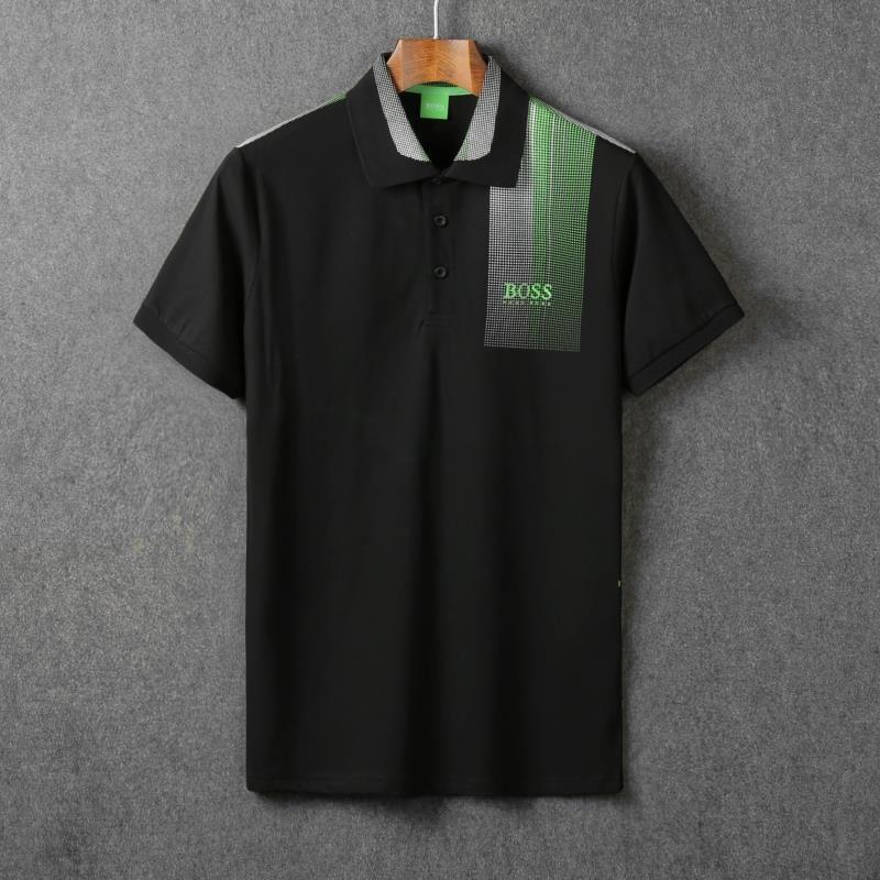 b3e75b31fb8 Hugo Boss Mens Short Sleeve T-Shirts