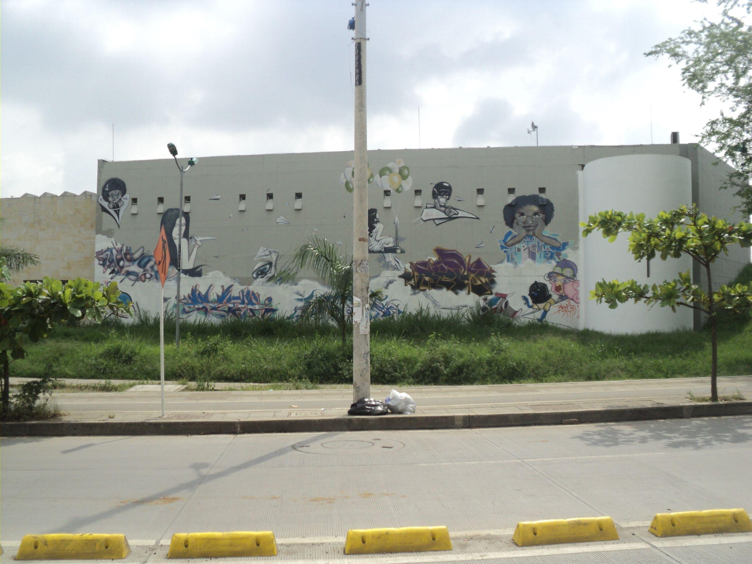 CECC, vía Troncal de Aguablanca