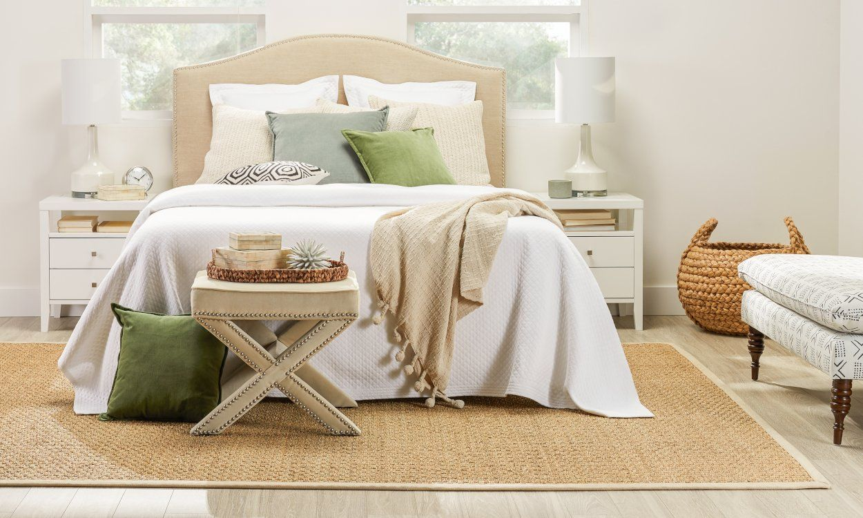 5 Ideas to Choose The Perfect Bedroom Area Rug Bedroom